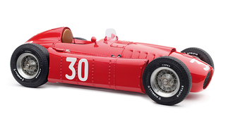 1954-1955 Lancia D50 1955 Monaco GP #30 Eugenio Castellotti 1/18 Limited Edition to 1500 pieces Worldwide 1/18 Diecast Model Car CMC 177