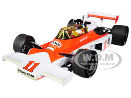 McLaren Ford M23 #11 James Hunt World Champion 1976 1/18 Diecast Model Car Minichamps 186760011