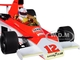 McLaren Ford M23 #12 Jochen Mass South African GP 1976 Limited Edition to 300 pieces Worldwide 1/18 Diecast Model Car Minichamps 530761832
