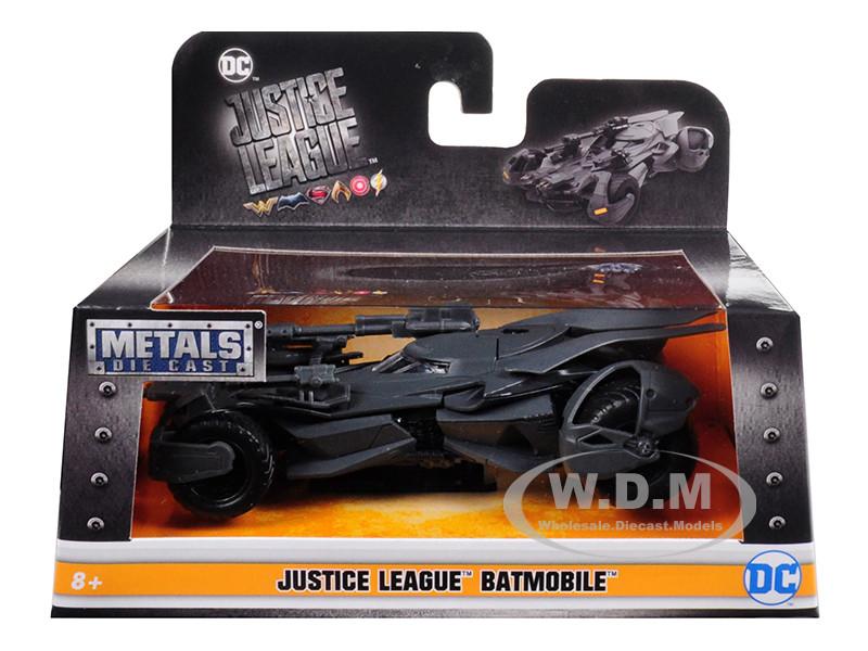 Justice League Movie Batmobile 1/32 Diecast Model Car Jada 99230
