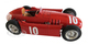 1954-1955 Lancia D50 1955 GP Pau #10 Eugenio Castellotti 1/18 Limited Edition to 1000 pieces Worldwide CMC 178