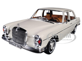 1968 Mercedes 280 SE Ivory 1/18 Diecast Model Car Norev 183569