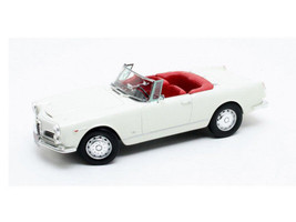 1961 Alfa Romeo 2600 Spyder Touring White 1/18 Model Car Cult Models CML039-1