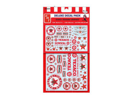 AMT Texaco Trucking Decals for 1/25 Scale Models AMT