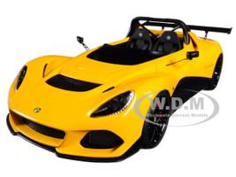 Lotus 3-Eleven Yellow 1/18 Model Car Autoart 75393