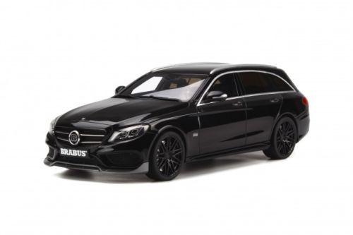 Mercedes Brabus C Class T-Model B25 Black Limited Edition to 500 pieces Worldwide 1/18 Model Car GT Spirit GT180