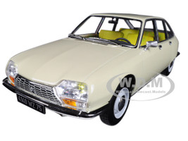 1971 Citroen GS Erable Beige 1/18 Diecast Model Car by Norev 181623