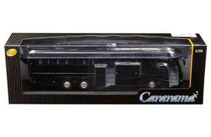 Scania Irizar Pb Bus Black 1/50 Diecast Model Car Cararama 577-002 B