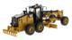 CAT Caterpillar 14M3 Motor Grader with Operator High Line Series 1/50 Diecast Model Diecast Masters 85545