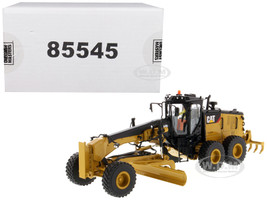 CAT Caterpillar 14M3 Motor Grader with Operator High Line Series 1/50 Diecast Model Diecast Masters 85545