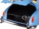 1960 Rolls Royce Silver Cloud II Light Blue 1/18 Diecast Model Car Minichamps 100134904