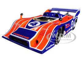 Porsche 917/10 #4 Hans Wiedmer Can-Am Watkins Glen 1973 Limited Edition 300 pieces Worldwide 1/18 Diecast Model Car Minichamps 155736504