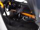 McLaren 570S White with Black Wheels 1/18 Model Car Autoart 76041