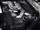 1963 Cadillac Black 1/24 Diecast Model Car Jada 99550