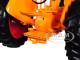 Minneapolis Moline U Gas Narrow Front Tractor 1/16 Diecast Model Speccast SCT568