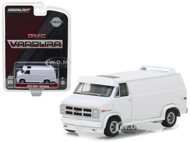 1983 GMC Vandura Van White Hobby Exclusive 1/64 Diecast Car Model Greenlight 29939