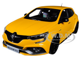 2017 Renault Megane R.S. Sirius Yellow1/18 Diecast Model Car Norev 185226
