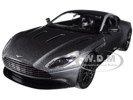 Aston Martin DB11 Silver 1/24 Diecast Model Car Motormax 79345