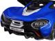 McLaren P1 Matt Blue 1/24 Diecast Model Car Motormax 79508