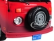 1973 Volkswagen Bus Type 2 T2B Red Field of Dreams Movie 1989 1/24 Diecast Model Greenlight 84034