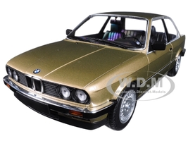 1982 BMW 323i Brown Metallic Limited Edition 504 pieces Worldwide 1/18 Diecast Model Car Minichamps 155026004