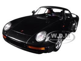 1987 Porsche 959 Grey Metallic Limited Edition 600 pieces Worldwide 1/18 Diecast Model Car Minichamps 155066205