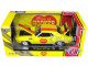 1971 Plymouth Hemi Cuda Hooker Headers Yellow Limited Edition 5800 pieces Worldwide 1/24 Diecast Model Car M2 Machines 40300-66 A