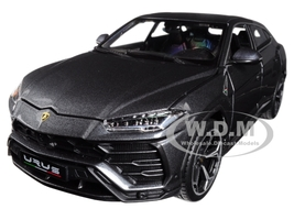 Lamborghini Urus Grey 1/18 Diecast Model Car Bburago 11042