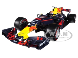 Renault Red Bull Racing TAG Heuer RB13 Formula 1 #33 Max Verstappen 1/18 Diecast Model Car Bburago 18002