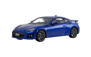 Subaru BRZ GT Blue Limited Edition 400 pieces Worldwide 1/18 Model Car Kyosho KSR18027BL
