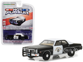 1978 Dodge Monaco California Highway Patrol Hot Pursuit Series 27 1/64 Diecast Model Car Greenlight 42840 B