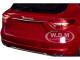 Maserati Levante Red 1/24 1/27 Diecast Model Car Welly 24078