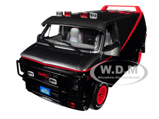 Greenlight Vandura 1983 GMC Limited Edition N39