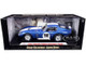1965 Shelby Cobra Daytona Coupe Blue #98 1/18 Diecast Model Car Shelby Collectibles 130