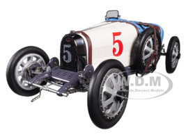 Bugatti T35 #5 National Colour Project Grand Prix Argentina Limited Edition 300 pieces Worldwide 1/18 Diecast Model Car CMC 100B013
