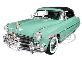 1952 Hudson Hornet Convertible Symphony Green Limited Edition 600 pieces Worldwide 1/18 Diecast Model Car ACME A1807503