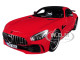 2017 Mercedes AMG GT R Coupe Red 1/18 Diecast Model Car Norev 183452