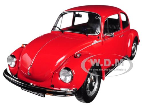 1973 Volkswagen Beetle 1303 Red 1/18 Diecast Model Car Norev 188520