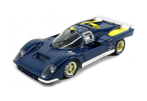 Ferrari 512M Provo Blue Masterpiece Collection Limited Edition 512 pieces Worldwide 1/18 Diecast Model Car GMP ACME M1801001 P