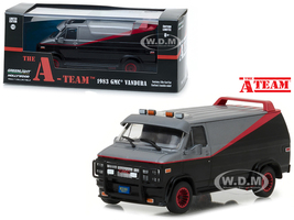 1983 GMC Vandura The A-Team 1983 1987 TV Series 1/43 Diecast Model Car Greenlight 86515