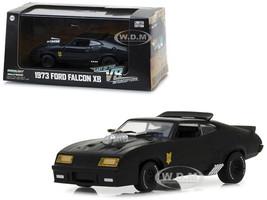 1973 Ford Falcon XB Black Last of the V8 Interceptors 1979 Movie 1/43 Diecast Model Car Greenlight 86522