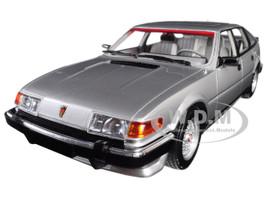 1986 Rover Vitesse 3.5 V8 Silver 1/18 Model Car Minichamps 107138402