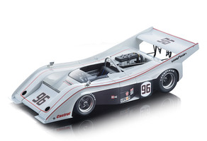 McLaren M20 Turbo Can-Am #96 Cannon Andretti Laguna Seca 1973 Limited Edition 80 pieces Worldwide 1/18 Model Car Tecnomodel TM18-57 C