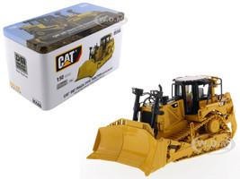 CAT Caterpillar D8T Track Type Tractor Dozer 8U Blade Operator High Line Series 1/50 Diecast Model Diecast Masters 85566