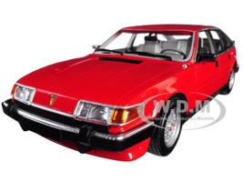 1986 Rover Vitesse 3.5 V8 Red 1/18 Model Car Minichamps 107138402