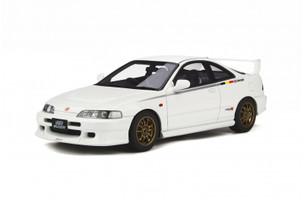 Honda Mugen Integra Type R DC2 White Limited Edition 999 pieces Worldwide 1/18 Model Car Otto Mobile OT737