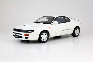 1991 Toyota Celica GT Four RC ST 185 White Limited Edition 300 pieces Worldwide 1/18 Model Car Otto Mobile Kyosho OTM739