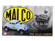 1933 Malco Gasser Air Plow Front Spoiler Light Blue George Ohio Montgomery's Limited Edition 642 pieces Worldwide 1/18 Diecast Model Car Acme A1800911