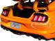 2015 Ford Mustang GT 5.0 Metallic Orange Special Edition 1/18 Diecast Model Car Maisto 31197