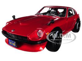 1971 Datsun 240Z Red Tokyo Mod 1/18 Diecast Model Car Maisto 32611
